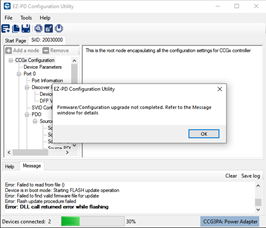 Firmware Update Failure in EZ-PD Configuration Utility.png